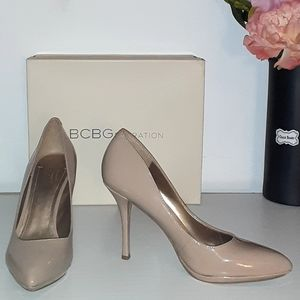 "BCBGeneration  ""Native"" heels"